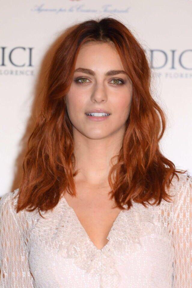 Pin di Den Den su Film nel 2020 | Ragazze capelli rossi ...