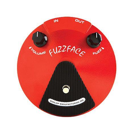 Dunlop Fuzz Face® Distortion JDF2
