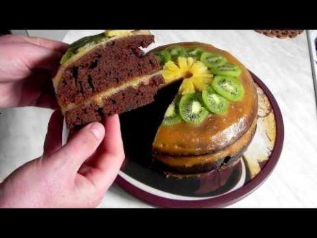 Постный торт супер #плюс