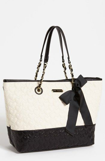 Betsey Johnson 'One & Only' Tote   Nordstrom