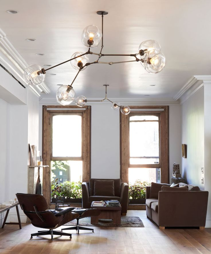 Lindsey Adelman Lighting Branching Custom 7 Globe Branching Bubble Lighting Pinterest