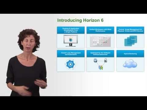 VMware Horizon 6 Overview.  Learn more at http://www.vmware.com/products/horizon-view/