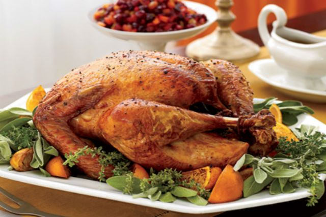 Tacchino per il Thanksgiving (in italiano)