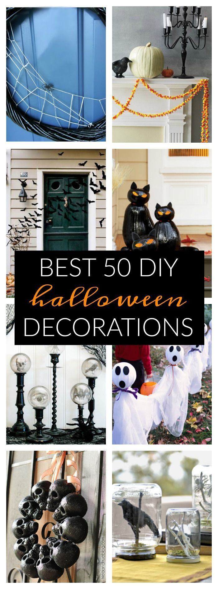 Best 50 Halloween Decorations