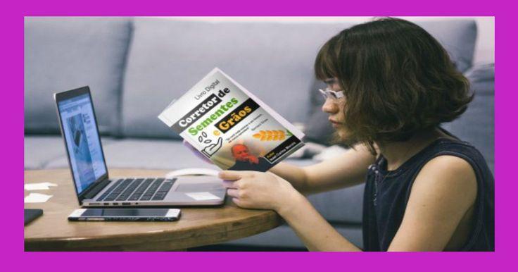 Corretor de Sementes e Grãos-Aprenda Passo a Passo! Venha Conhecer! Nosso Livro Digital ¨Corretor de Sementes e Grãos¨. Contém 323 Páginas de Puro Conteúdo. Você Vai Aprender de Forma Simples e Prática. Como Criar a estrutura do Seu Trabalho.