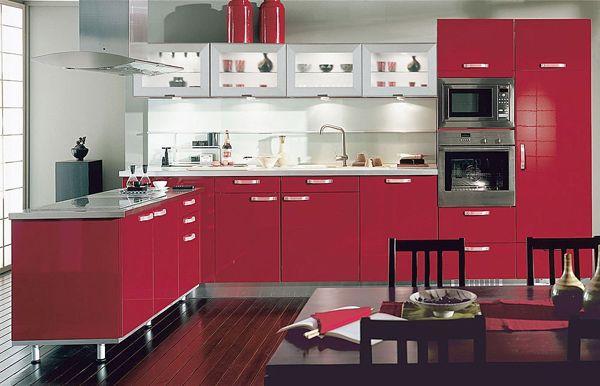 cuisine La Cuisine avec un Décor merveilleux   Cocinas   Pinterest ...