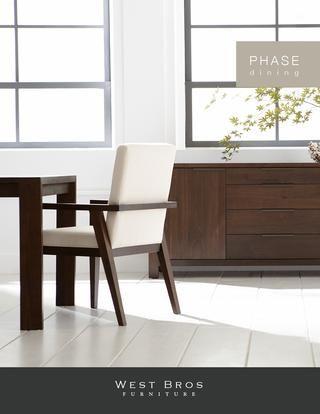 Phase dining catalog digital