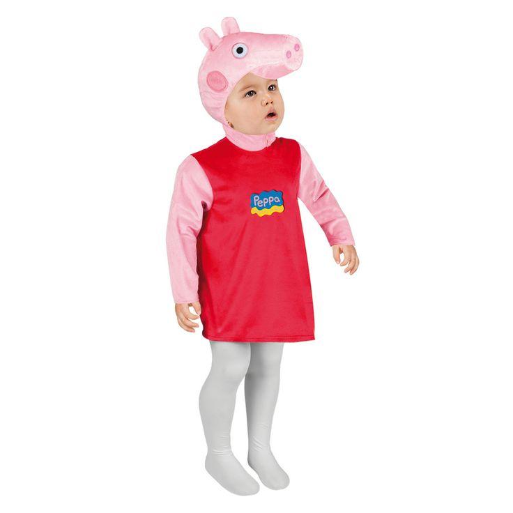 Disfraz Peppa Pig Josman - Disfraces y complementos - Disfraz Infantil - El Corte Inglés - Juguetes