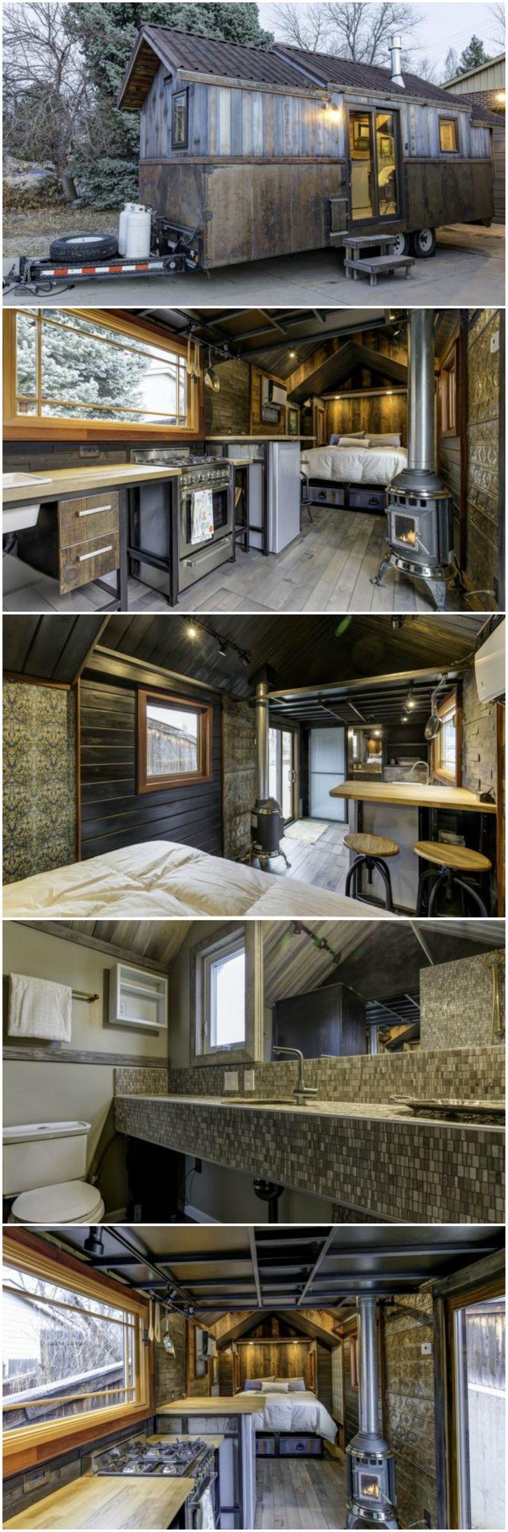 Luxurious Single Level Tiny House