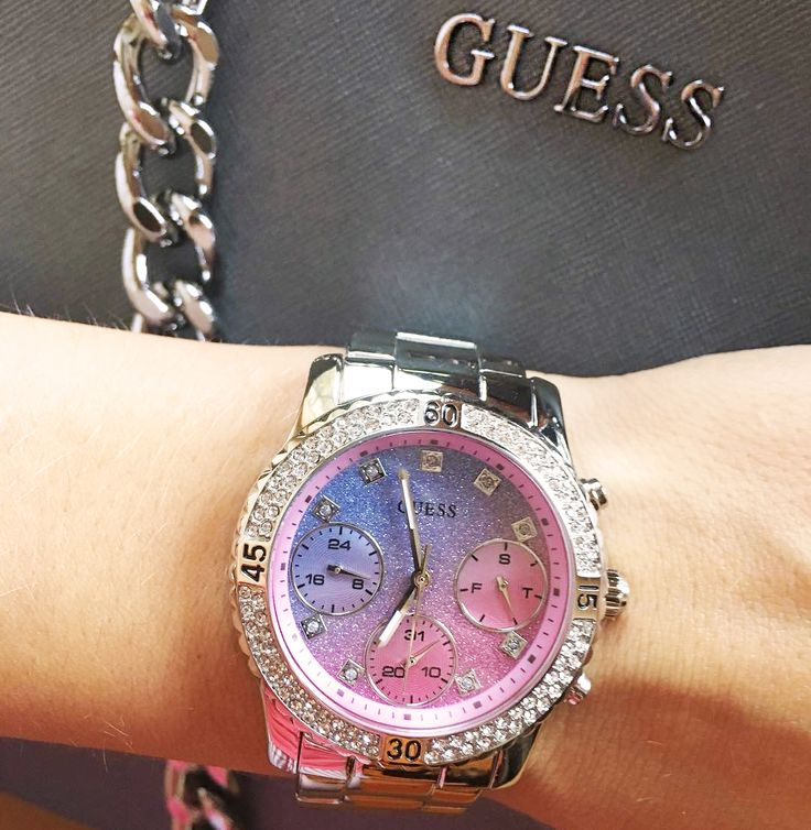 207 best GUESS / Watches images on Pinterest | Analogue ...