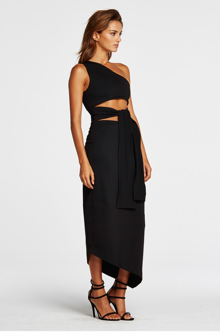 Maurie & Eve - After Midnight Dress - Black