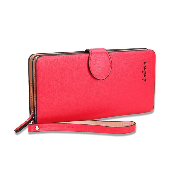 2016 beallerry lady purse clutch women's wallets female fashion design women's purse womens wallet free shipping