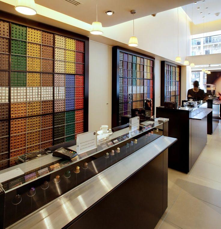 The 25+ best Nespresso boutique ideas on Pinterest   Nespresso ...
