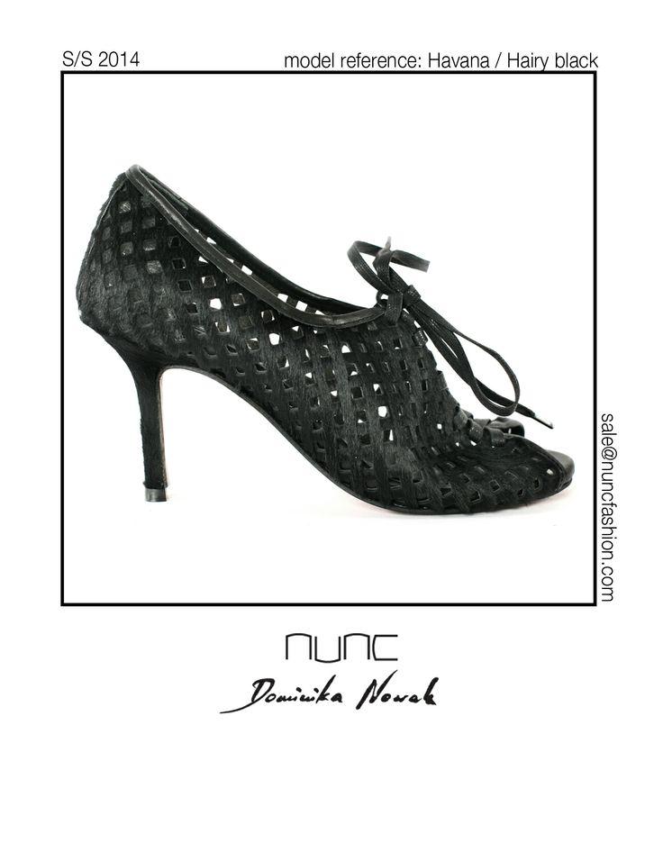 NUNC shoes Dominika Nowak