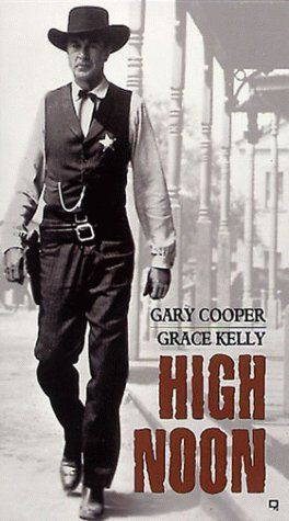 """High Noon"" - one of the best westerns ever and Gary Cooper was always one of my favourite actors."