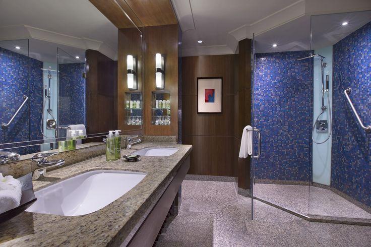 Westin Executive Club Suite Bathroom #westinbangkok