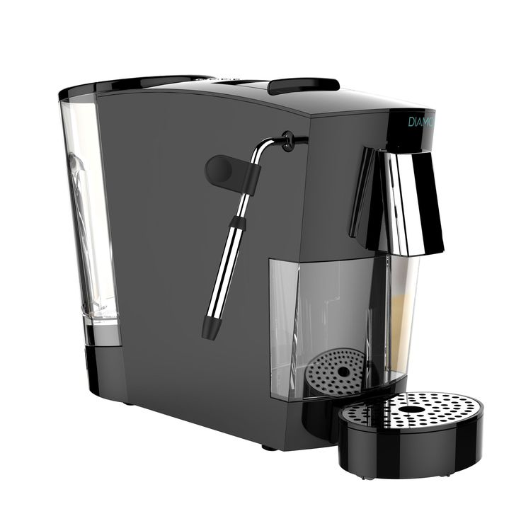 Diamo One 21-Bar Pump Espresso and Cappuccino Machine