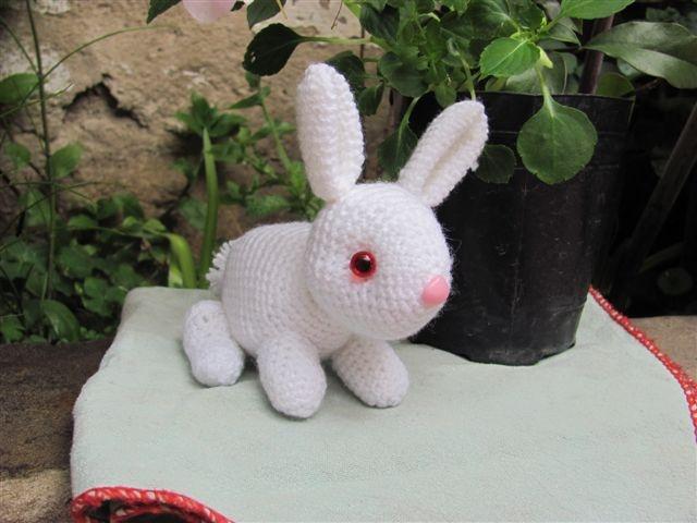 Conejo Amigurumi Patron Gratis : Best mis conejos amigurumi images amigurumi