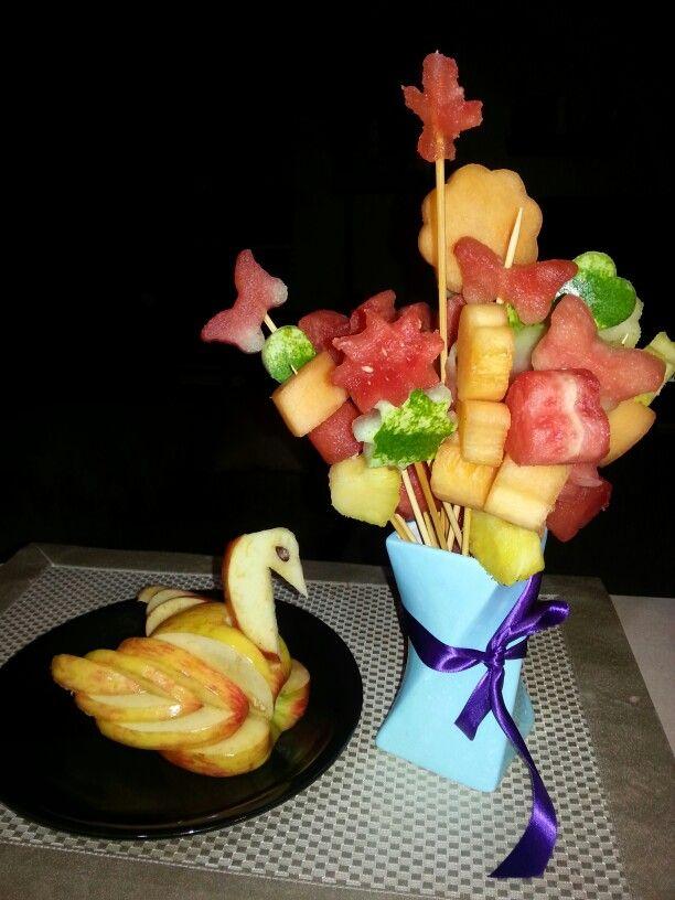 Best carvings by fruit art creations hannah perryman