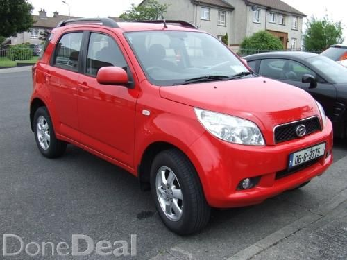 DAIHATSU TERIOS 2006 for sale in Mayo on DoneDeal
