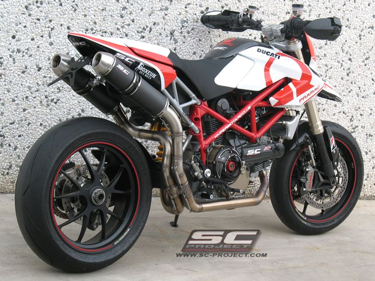 DUCATI HYPERMOTARD. Dream bike!