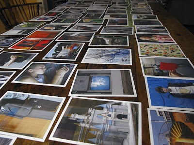 The Photobook - some thoughts on editing and sequencing via Harvey Benge
