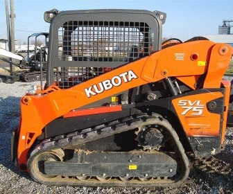 The Kubota SVL75 is a compact track loader has been manufactured in the year 2011 and is operational since the last year. The loader is in great operational condition and has undergone checks and inspections regularly.
