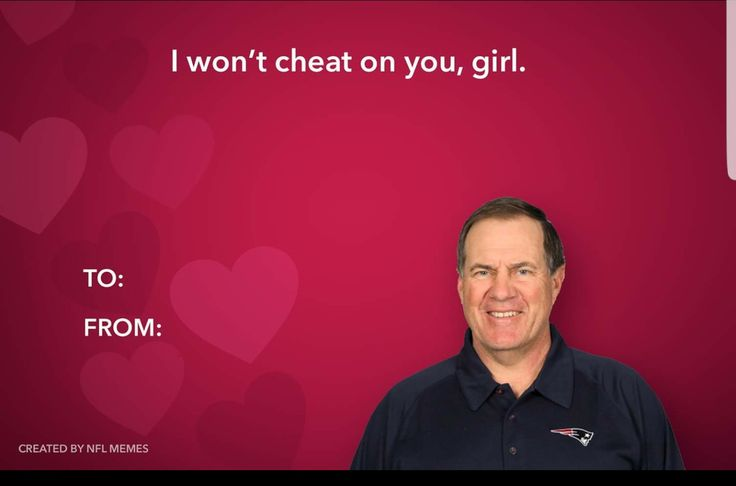 This Year S Batch Of Nfl Themed Valentines Day Cards Dailysnark Com Funny Valentines Cards Valentines Memes Valentine Day Cards