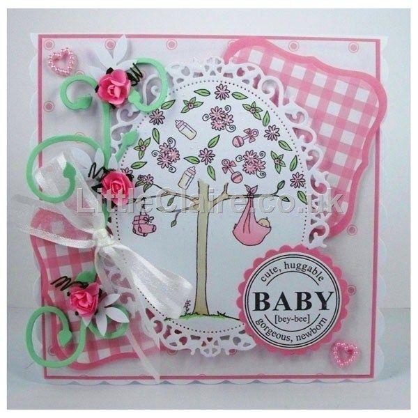 Changing Tree Baby Embellishments