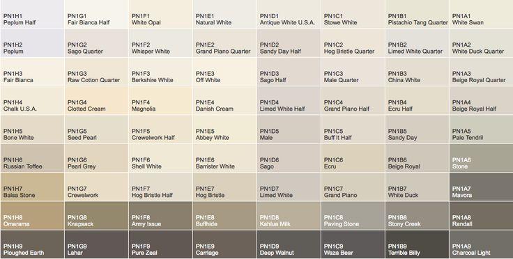 dulux colour atlas whites and neutrals - White Duck