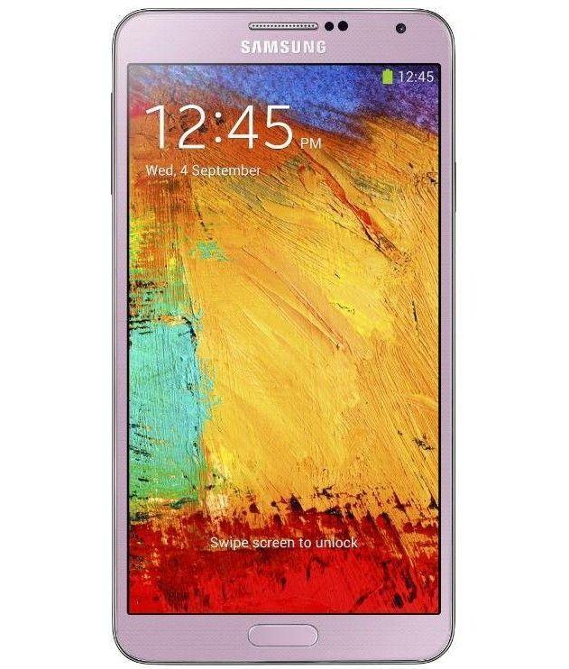 Samsung Galaxy Note 3 16GB Rosa Seminovo Excelente Samsung Galaxy Note 3 16GB Rosa Seminovo Excelente mais barato no TrocaFone com desconto!. Por apenas 787.55