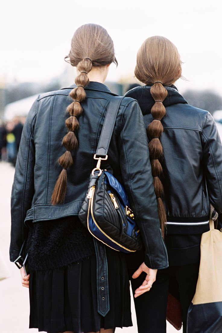 Cool-Girl Hairstyles To Copy Right Now