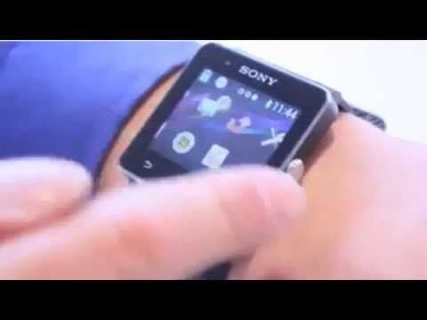 Sony SmartWatch iPhone and Android SmartWatch for iPhone and Android