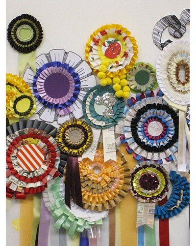 Rosettes are so cool-I have always liked these
