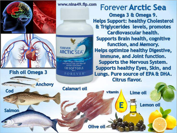 New and improved Forever Arctic Sea® provides a perfect balance of Omega-3 fatty acids in a proprietary blend of natural fish oil and calamari oil to better support your cardiovascular system, brain, and eyes and more.... Order at www.nina49.flp.com