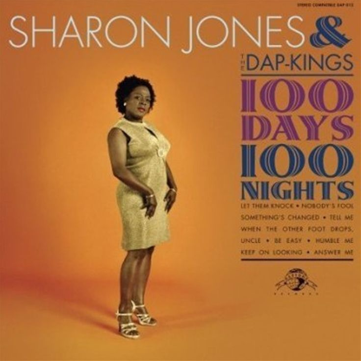 Sharon Jones & The Dap-Kings - 100 Days 100 Nights on Vinyl LP In the new millennium, soul has become big business again. But despite succulent re-issues from labels like Astralwerks and Light in the