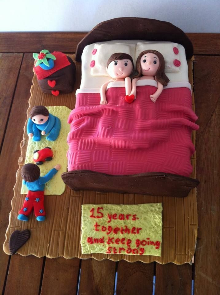 - * #love #couple #bed #kids #family #cake #art #awesome #heart #15