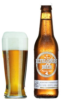 Kefalonian Beer - Kefalonia MicroΒrewery Greece - Craft Beer in Kefalonia Greece