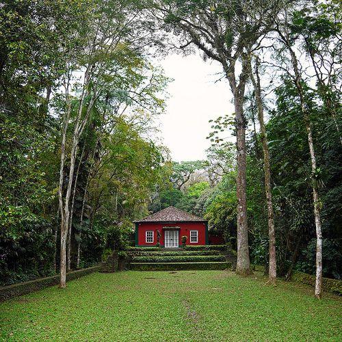Os Esquilos - Restaurante - Floresta da Tijuca - Colonial - Rio de Janeiro - Brasil