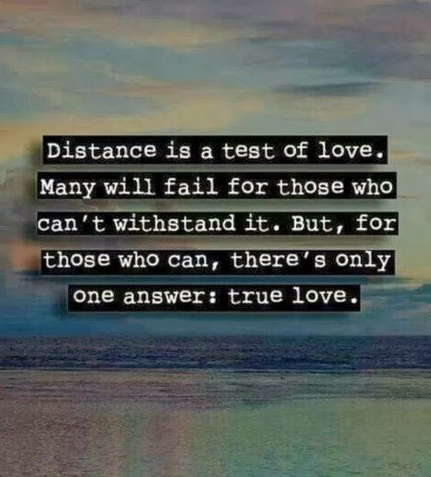 25+ Best Quotes About Distance On Pinterest