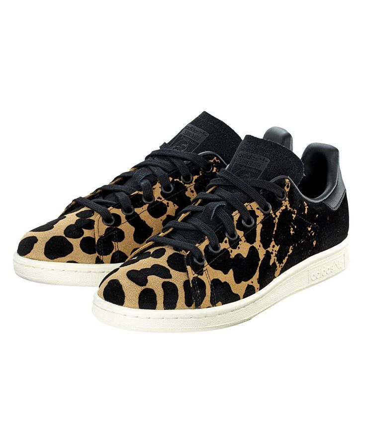 adidas stan smith leopardate bianche