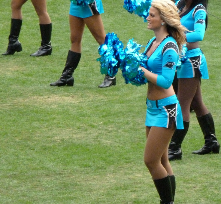 NFL Tennessee Titians @ Carolina Panthers-Cheerleaders-TopCats