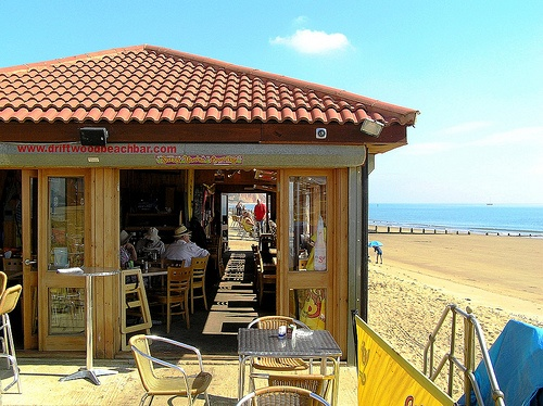 The Driftwood Beach Bar - Sandown - Isle of Wight