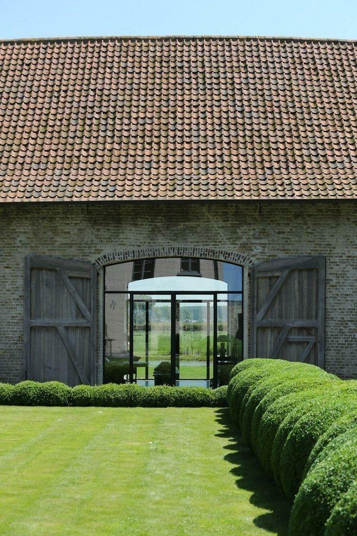 Aus Scheunentor wird Fenster – #aus #dachfenster #…