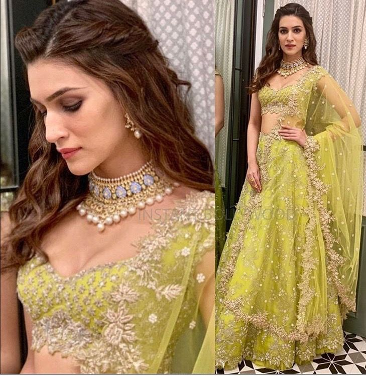 10+ Hairstyles with lehenga for wedding inspirations