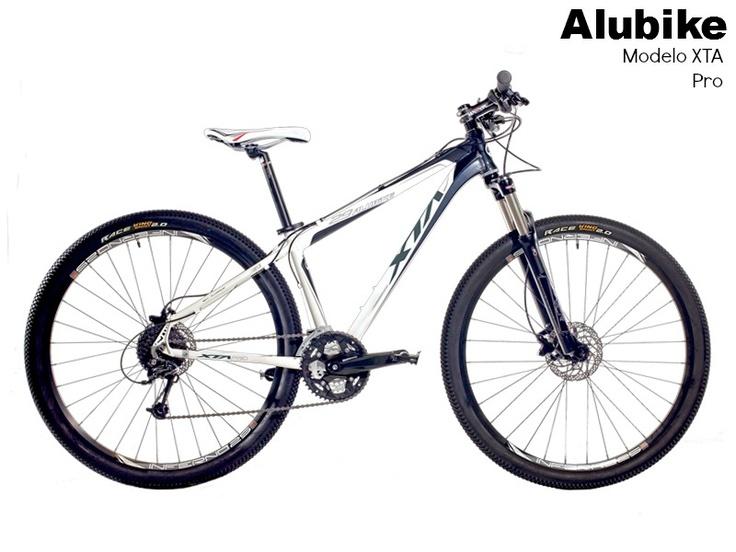 Bicicleta Alubike Modelo XTA Pro  #bicicleta #Bikes #Alubike #MTB www.alubike.com.mx