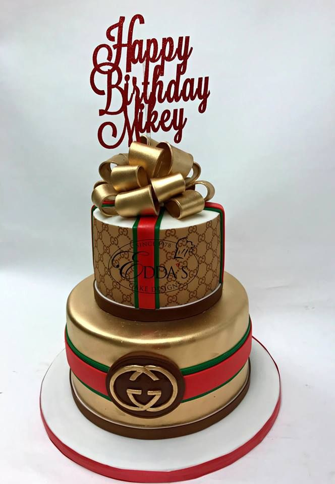 Pin by Edda's Cake Designs on Grown-Up Cakes in 2019 ...