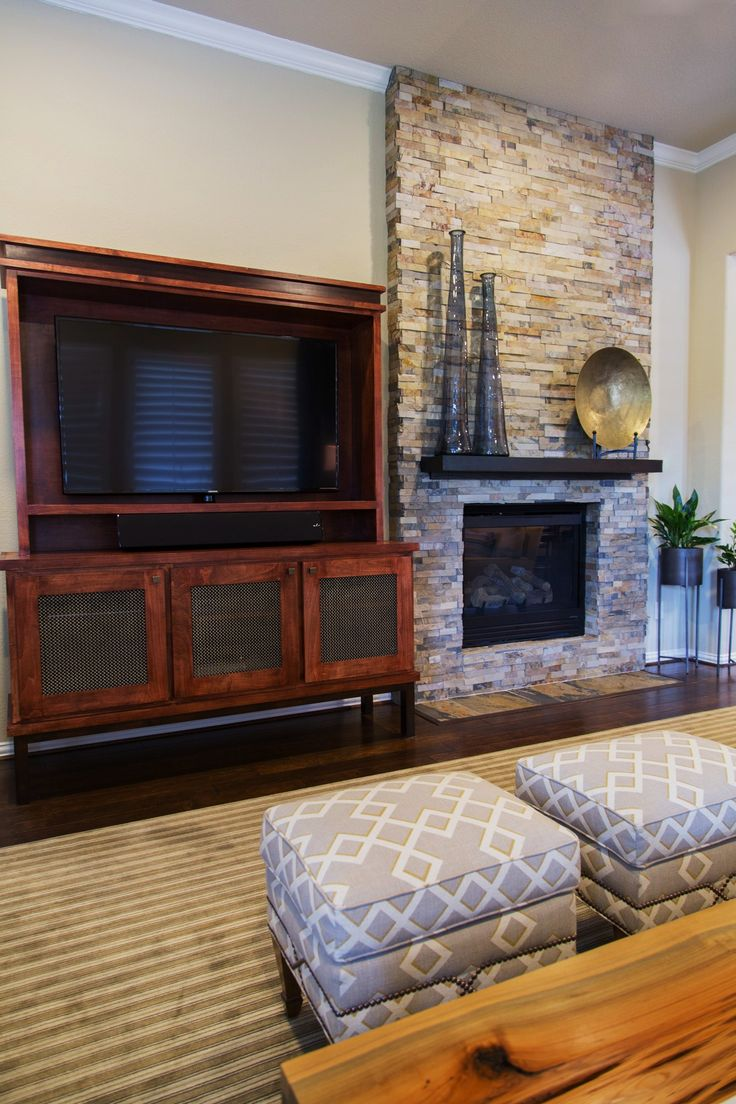 your fireplace wallu0027s finish consider this important detail with tile or stone cladding