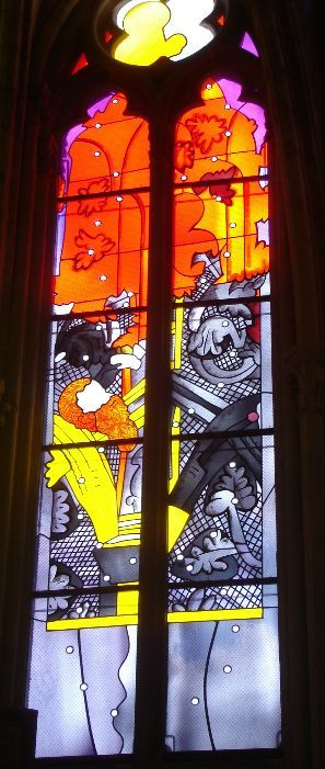 Jean-Michel Albérola, Cathédrale de Nevers.