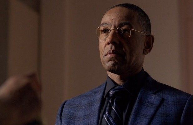 """Giancarlo Esposito - probably the BEST actor on the series Breaking Bad. His portrayal of the nefarious and icy Gus Fring was unforgettable. He is shown here in the fateful """"Face Off"""" episode. LOVE LOVE LOVE HIM!!"""